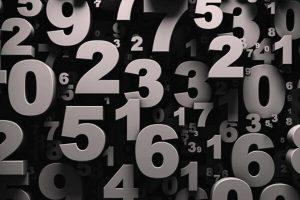 Canciones con números en sus títulos