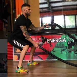 Sacale el máximo rendimiento a tu cuerpo con Loncho Randazzo