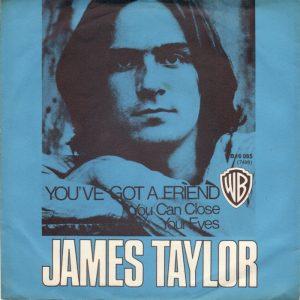"""""""Rock-Pop suave de contenido"""" de la mano de James Taylor"""