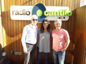 #PepasEnLaTarde: BB Sanzo y Juan Di Natale mano a mano con Patricia Sosa