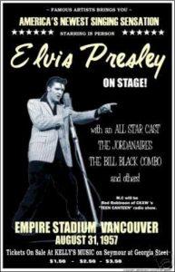 Una más, Elvis