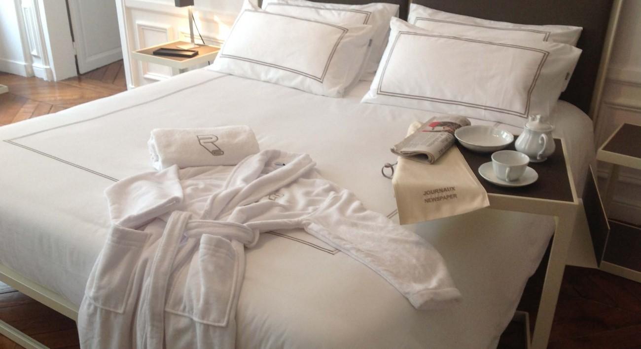 Cuidado: la ropa de hotel ahora será a prueba de robos - Radio Cantilo 101.9