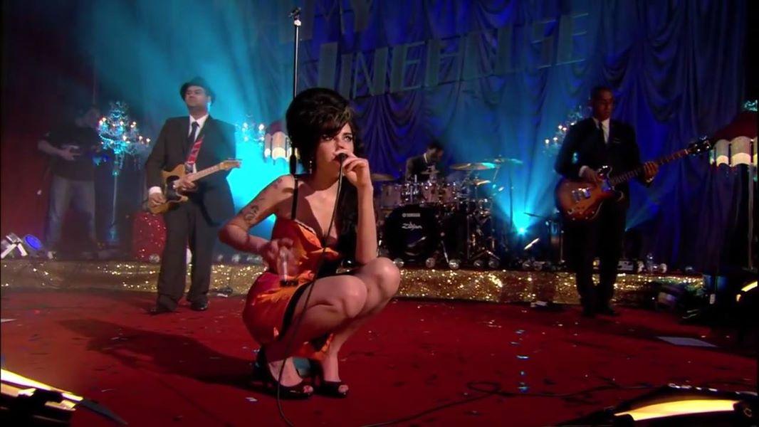 Dieron a conocer una canción inédita de Amy Winehouse - Radio Cantilo