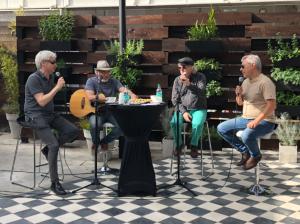 Pepas en la tarde: Música y charla exclusiva con Pedro y Pablo