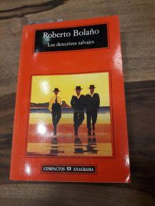 """Los Libros de Ale: """"Los Detectives Salvajes"""""""