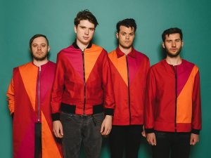 "El ""Psycho-Pop"" de Manchester llamado Everything Everything"