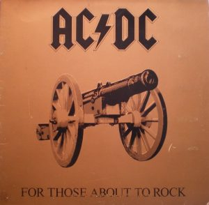 """A 37 años de """"For Those About to Rock (We Salute You)"""""""