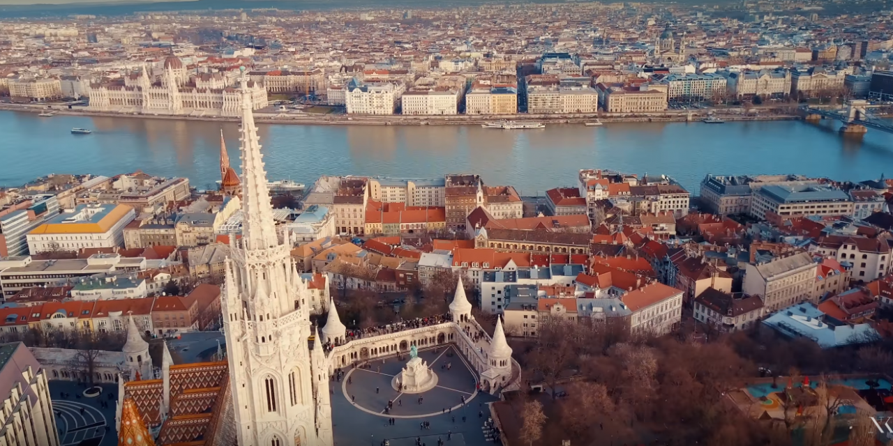 Mapa de viaje: A Hungría con Femigansta - Radio Cantilo