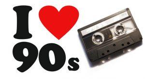 Los 90 que sí: nombres de bandas con guiños a la década (de los 90, obvio)