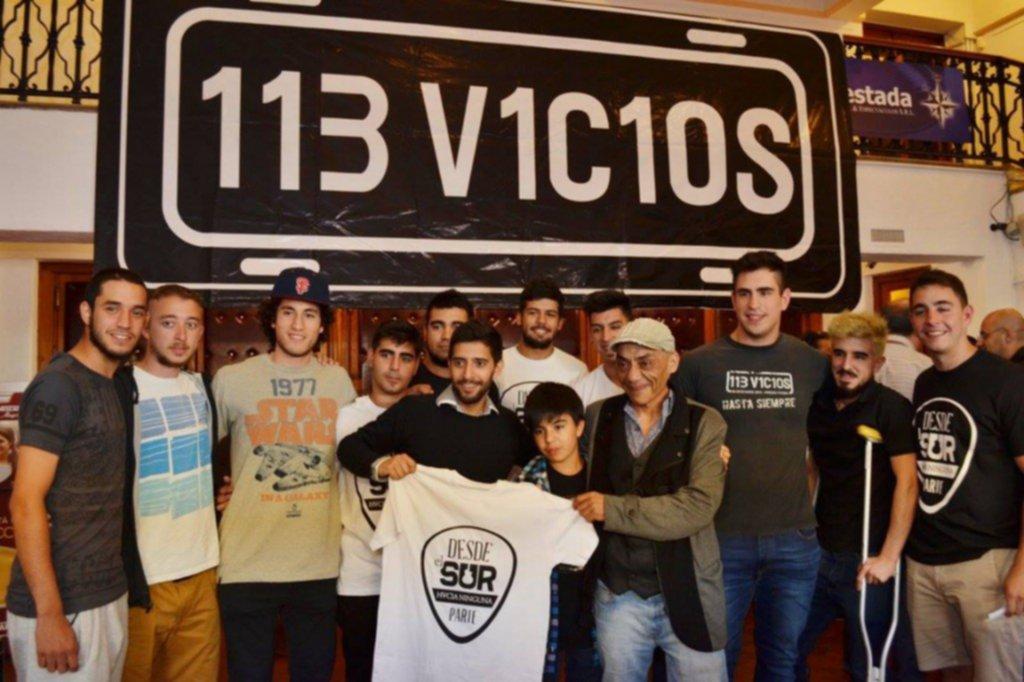 La historia de 113 Vicios - Radio Cantilo