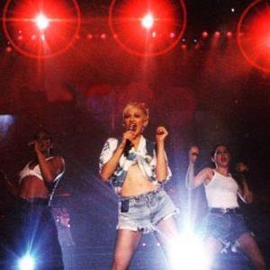 ¿Qué bandas visitaron Argentina en los 90's?