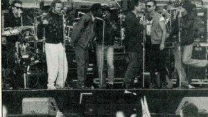 Cinta Testigo: los primeros shows de Chivas Argüello