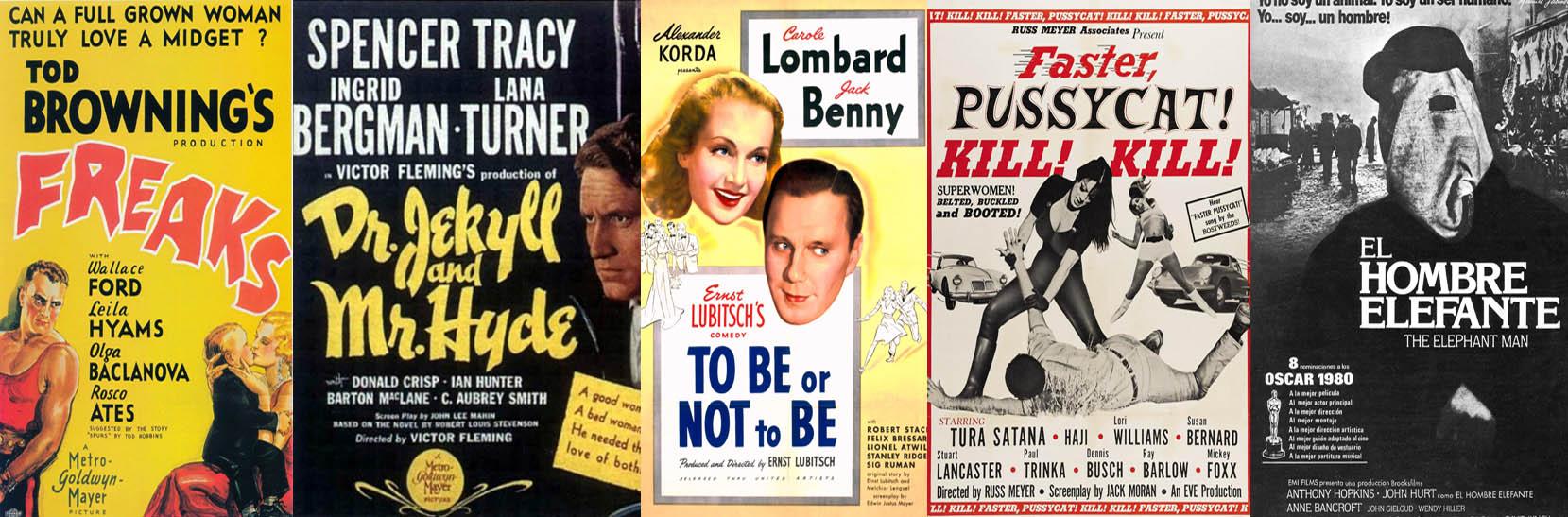 Cinco clásicos en blanco y negro de todos los tiempos - Radio Cantilo