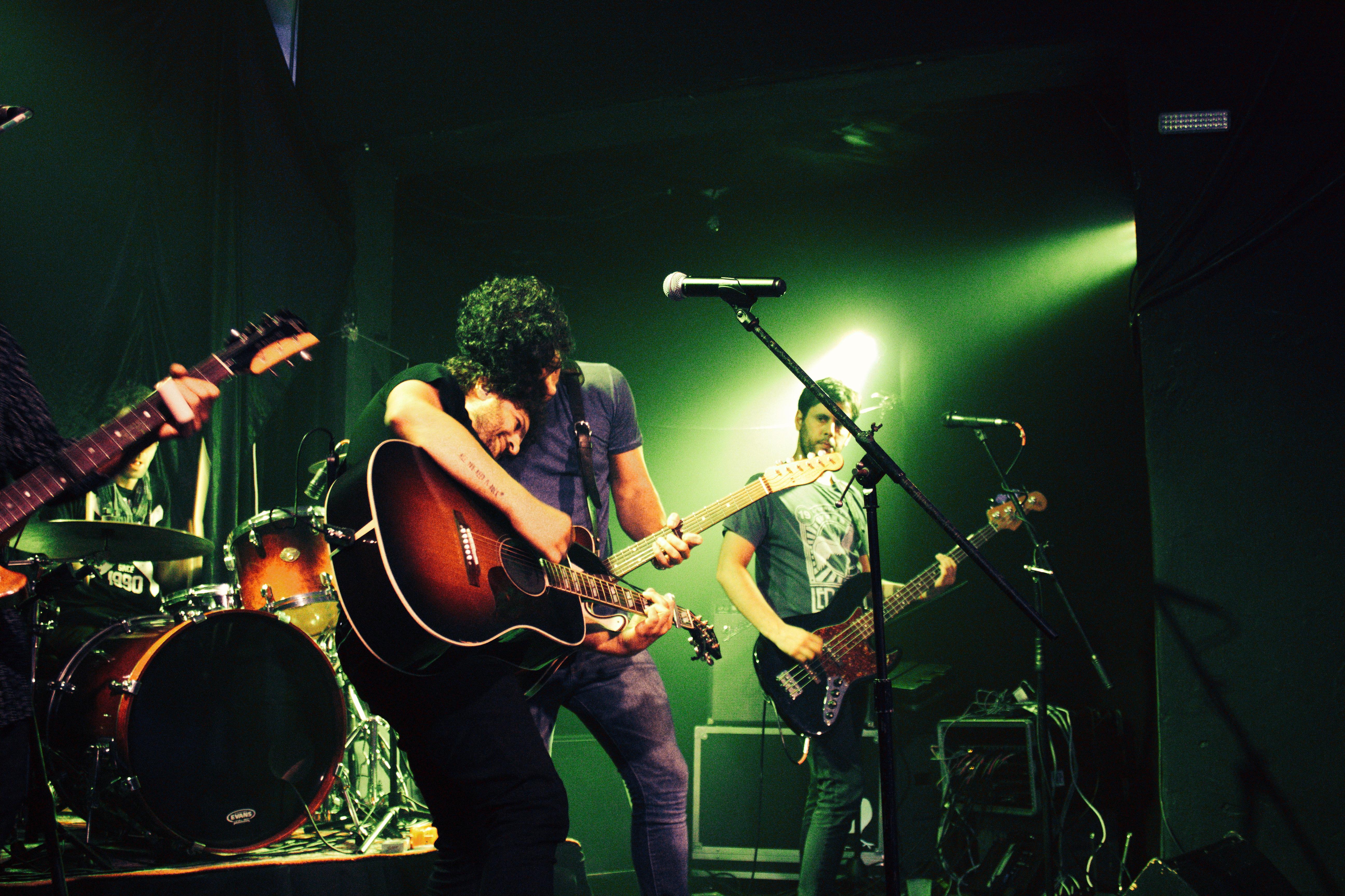La Medianera: hacer y vivir el rock en Argentina - Radio Cantilo
