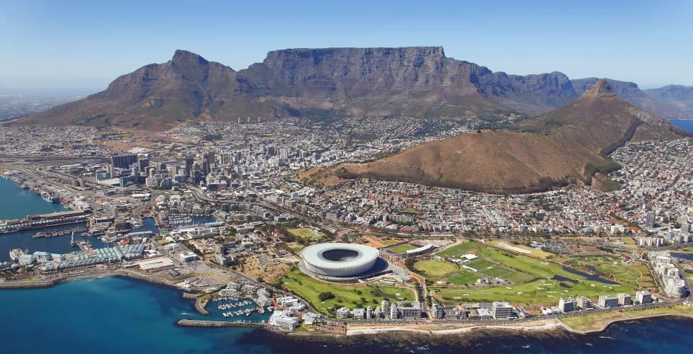 Desde el Apartheid al sonido actual de Sudáfrica - Radio Cantilo