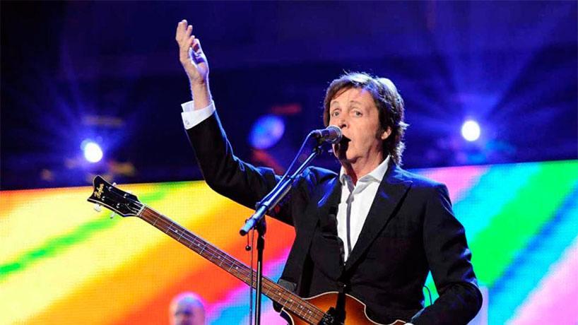 Llevá aceite usado y ganate entradas para Paul McCartney - Radio Cantilo