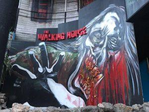 Bienvenidos a The Walking House