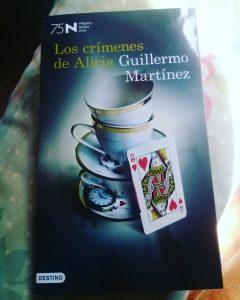 """#LosLibrosDeAle: """"Los crímenes de Alicia"""", de Guillermo Martínez"""