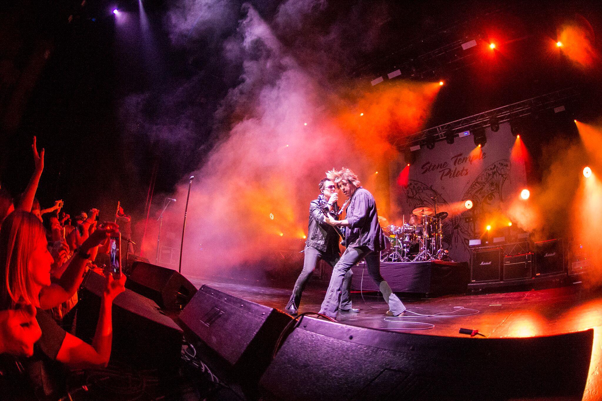Stone Temple Pilots y Bush en Buenos Aires: cruzando océanos noventosos - Radio Cantilo