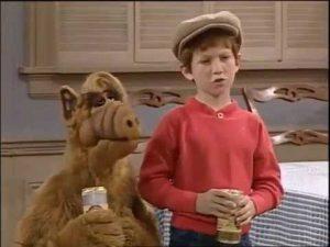 """Mirá como está está el niño de """"Alf"""" hoy"""