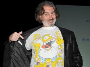 """Entrevista exclusiva con David Silverman, el productor de """"The Simpsons"""""""