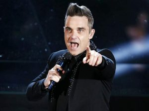 ¡Feliz cumpleaños Robbie Williams!
