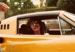 Subastan un Mercedes Benz de George Harrison