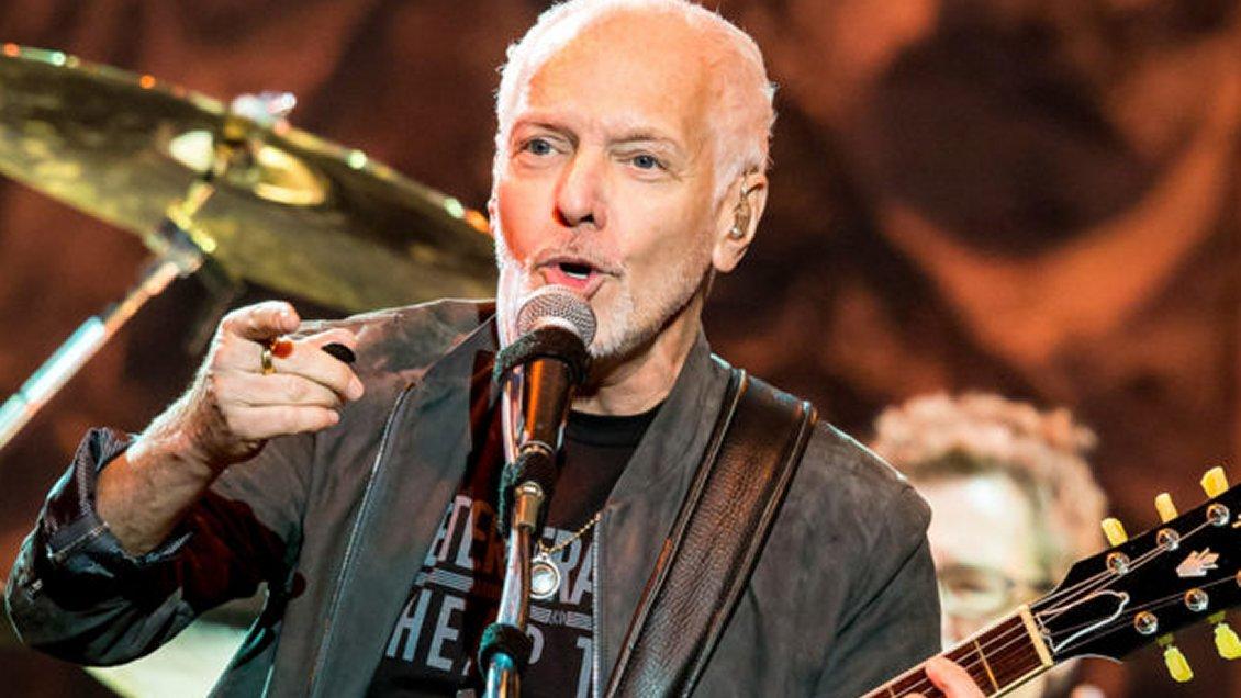 Peter Frampton anunció su retiro de la música - Radio Cantilo