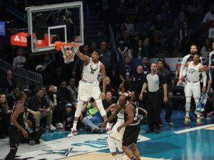 """Todo lo que dejó el """"All Star Game 2019"""" de la NBA"""