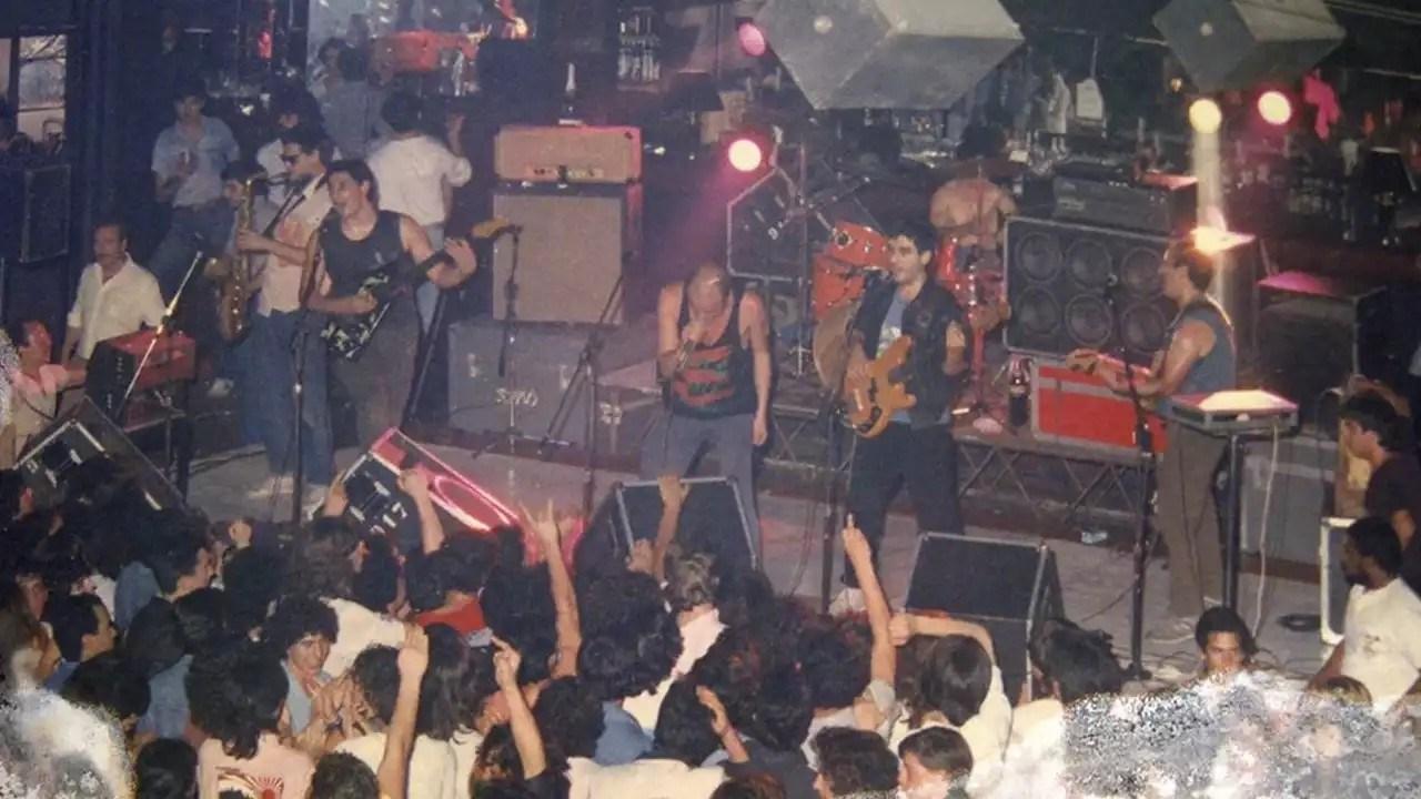 """""""Yo estuve ahí"""": La historia detrás del concierto de Sumo en Berisso - Radio Cantilo"""