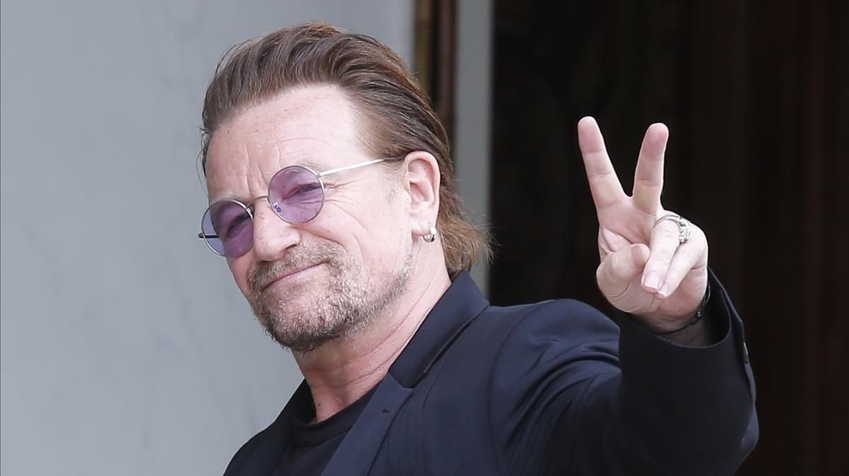 Cinco cosas que no sabías acerca de Bono - Radio Cantilo