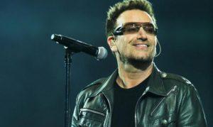 Cinco cosas que no sabías acerca de Bono