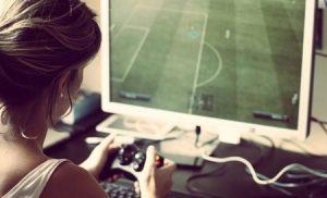 """La historia detrás de """"Pibas jugando al FIFA"""""""