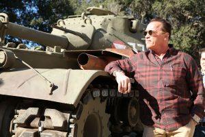 Mundo tanque: Arnold Schwarzenegger