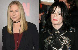 Barbra Streisand se retractó por haber defendido a Michael Jackson