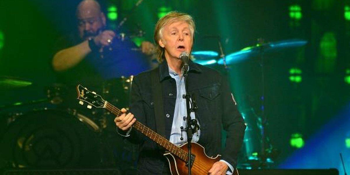 Especial de Paul McCartney en la Argentina - Radio Cantilo