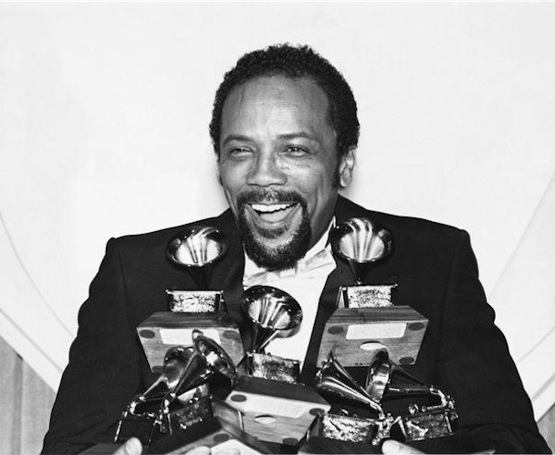 ¡Feliz cumpleaños, Quincy Jones! - Radio Cantilo