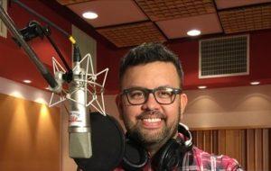Arturo Cuadrado, la voz detrás de (casi todos) los comerciales de tv