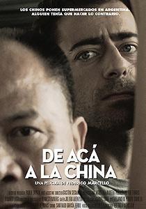 Federico Marcello hace cine de Acá a la China