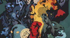 Punto de Fuga: ¡Feliz cumpleaños, Hellboy!