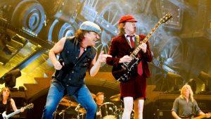 Un viernes no tan santo de la mano de AC/DC