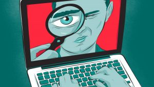 El cuartito del paranoico: nos están escuchando