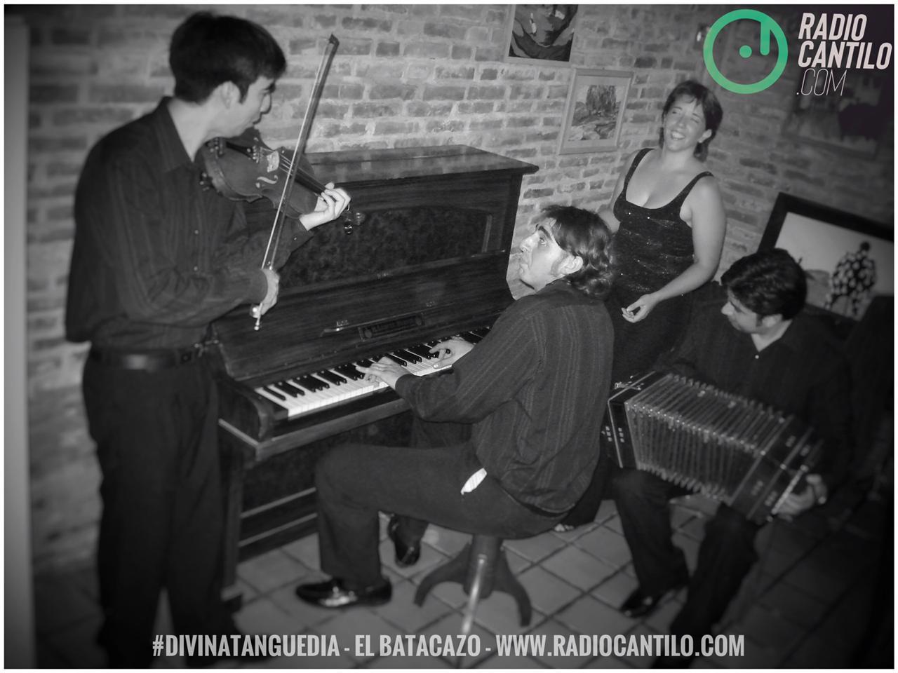 Los domingos son de Divina Tanguedia - Radio Cantilo