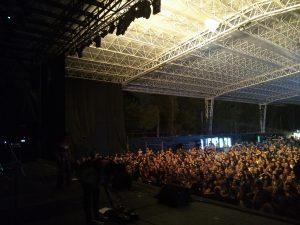 GRL PWR en llamas: así se vivió el festival en Córdoba