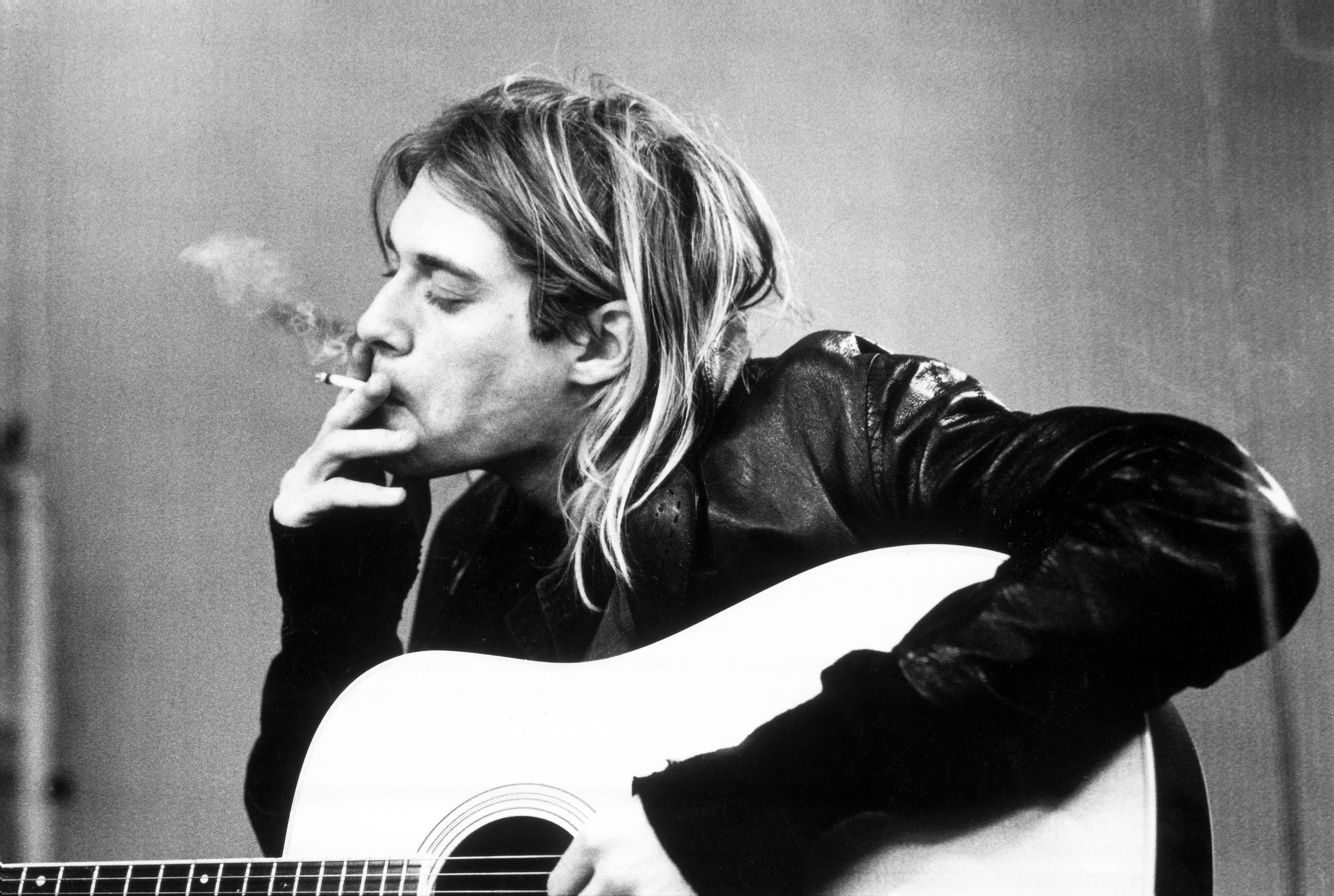 Anécdotas imprecisas del rock: Kurt Cobain - Radio Cantilo