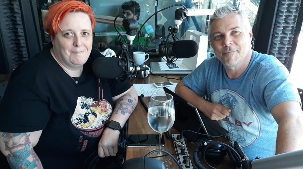 Mano a mano con Ludovica Morell, baterista de Miranda! - Radio Cantilo