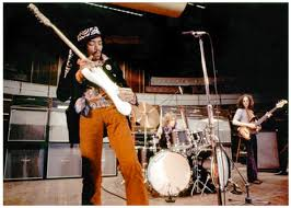 Hendrix es un Trash man