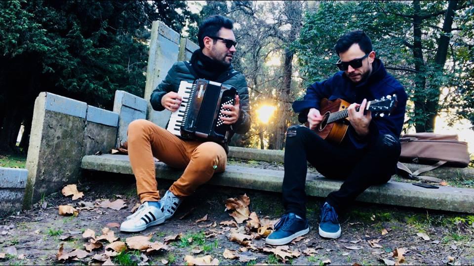 Reinterpretando clásicos del pop y el rock junto a Dispara! - Radio Cantilo
