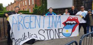 Juan Cruz Revello y la pasión Stone