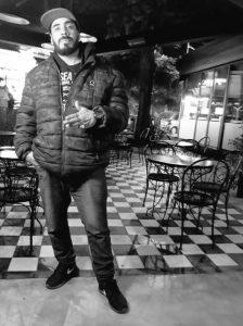 """Brujo MC mano a mano con Gustavo Olmedo: """"Para aprender a rapear tuve que leer mucho"""""""